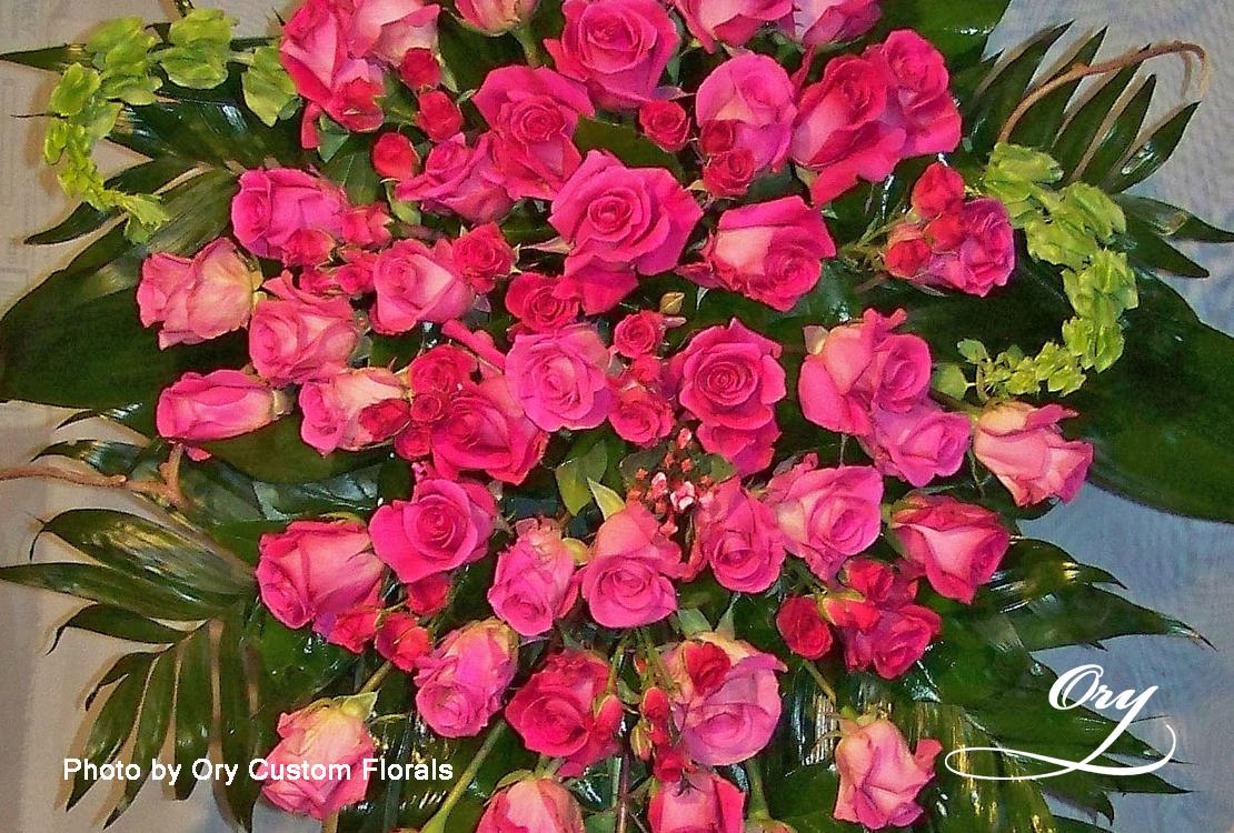 Ory florals a custom floral design studio funeral or sympathy izmirmasajfo