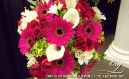 057 BB Ory Custom Florals House Collection