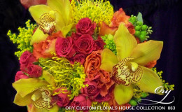 063 BB Ory Custom Florals House Collection